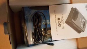 Unboxing Ring RSCDC30 charger and MPPT controller for use with motorhome or boat 12v 24v systems