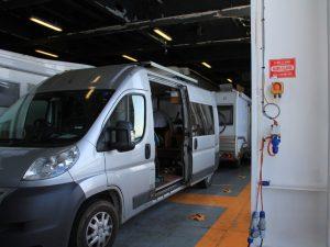Planning a Motorhome Road Trip Ferry Crossing