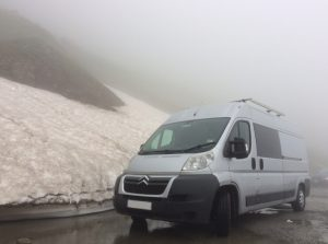 Planning a Motorhome Road Trip - Mountains