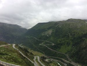 Planning a Motorhome Road Trip - Grimsel Pass