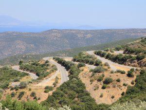 Planning a Motorhome Road Trip - Mountain Roads