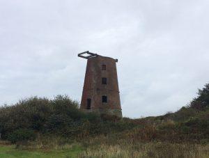 Amlwch windmill, Anglesey
