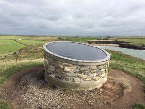 Barclodiad – y – Gawres, Anglesey, Road Trip