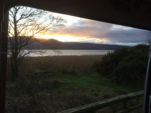 Caerlaverock National Nature Reserve, Road Trip around Scotland