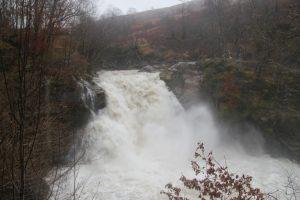 Falls of Falloch, A82. Highland Road Trip around Scotland