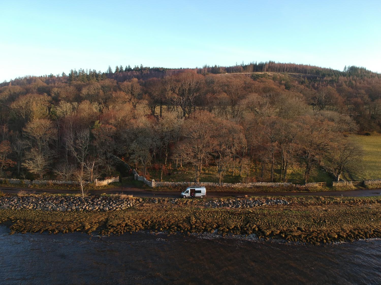 Road Trip Around Scotland