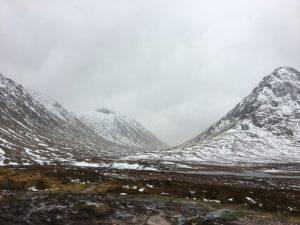 Glencoe, A82. Highland Road Trip around Scotland