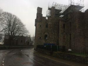 MacLellan's Castle, Kirkcudbright. Road Trip around Scotland