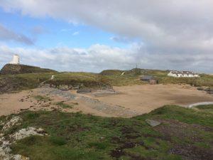 Ynys Llanddwyn (Llanddwyn Island), Anglesey. Road Trip around North Wales
