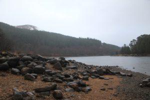 Loch Beinn a' Mheadhoin, Glen Affric. Highland Road Trip around Scotland
