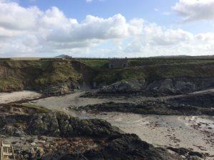 Porth Ysgaden, Tudweiliog, Pwllheli. Llŷn Peninsula