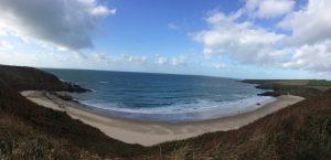 Porthor Beach, Llŷn Peninsula