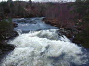 River Affric. Highlands