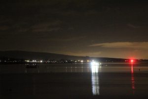 View over Gare Loch from Glynder, Rosneath peninsula. Road Trip around Scotland