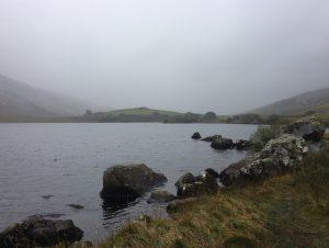 Snowdonia Lake, Road Trip around North Wales