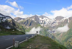 Winding Road! Großglockner Pass was a highlight of our road trip by camper