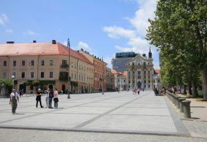 Walk through Ljubljana