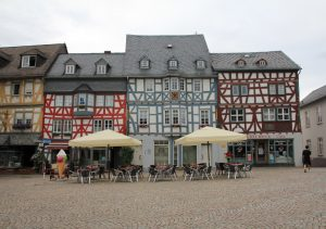 Our first stop on our European Road Trip, Bad Camberg