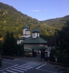 Lainici Monastery, Romaina