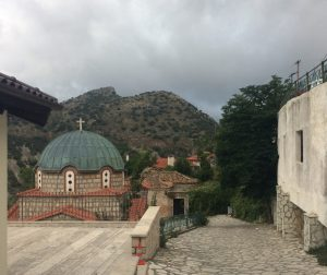 Dimitsana, Greece. Lovely stop on our road trip