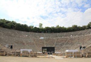 Theatre of Epidaurus, Greece