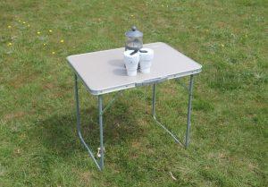 Folding Table. Motorhome essential items