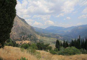 Beautiful Greek Countryside