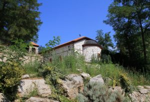 Church above Melnik.