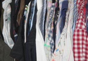Clothing - Motorhome Packing List
