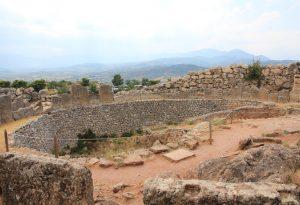 Mycenae, Greece on our Road Trip