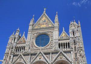 Duomo di Siena Facade, Italy
