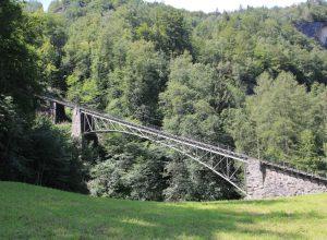 Funicular Railway Reichenbach Falls