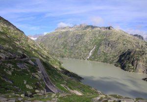 Grimsel Pass, Switzerland.